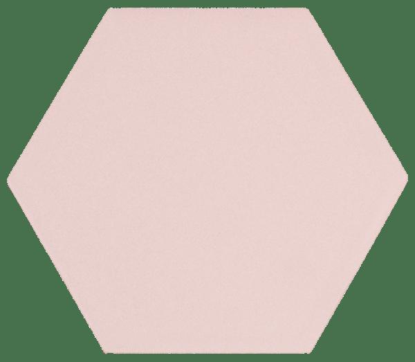 Kromatika Hexagon Rosa Pink | Tile Mountain