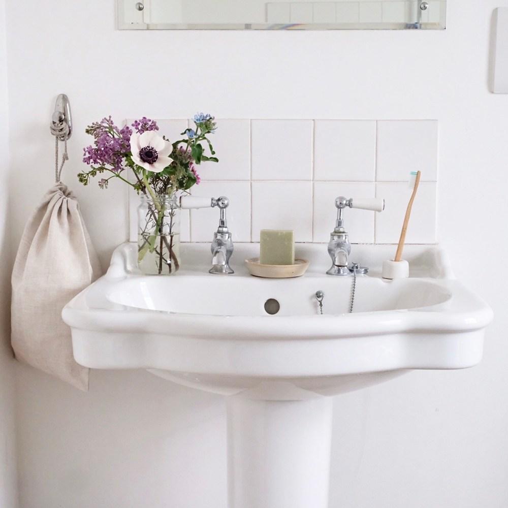 Green Reboot Soap| Anemone & Basilic