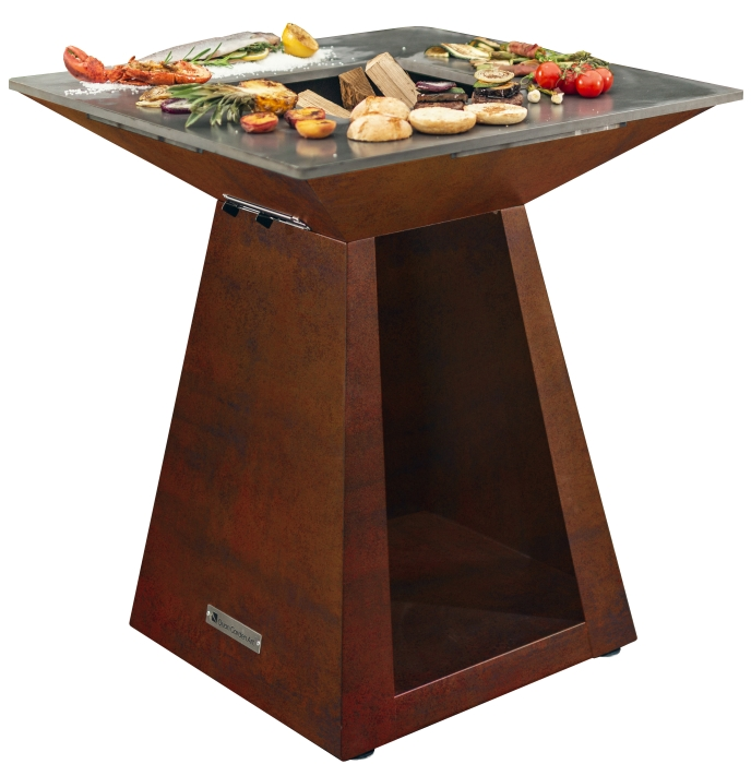 Quan Quadro Premium Large Wood Fired BBQ | Cuckooland