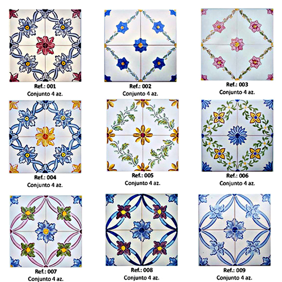 portuguese tile murals hand painted by talented artisans