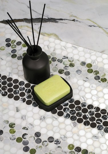 Introducing Penny Lane from Artistic Tile