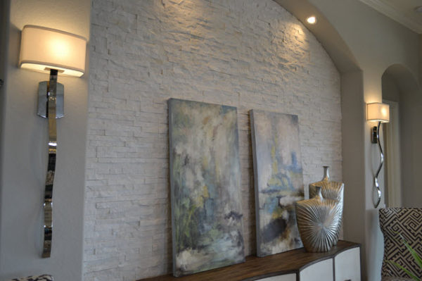 incredible accent walls with tile on