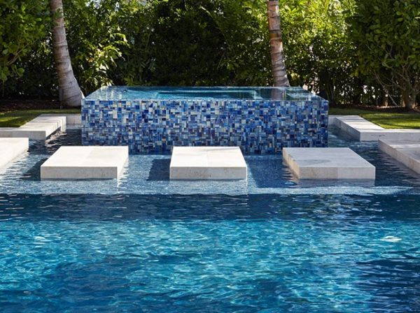 find tile for your pool and spa at tile