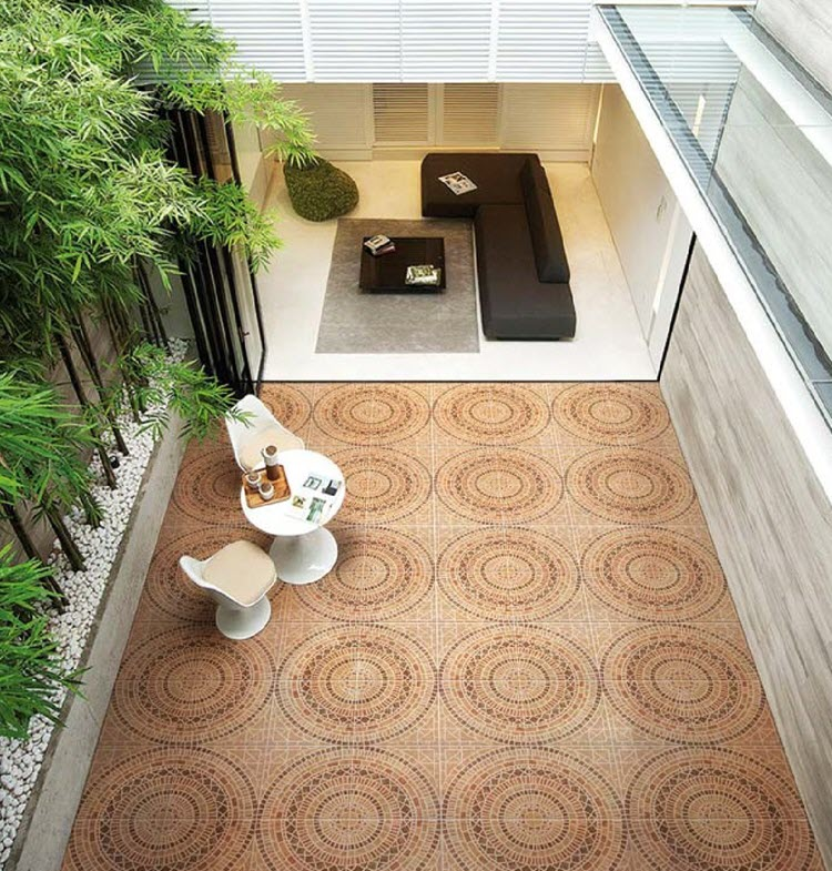 14 outdoor tile collections to