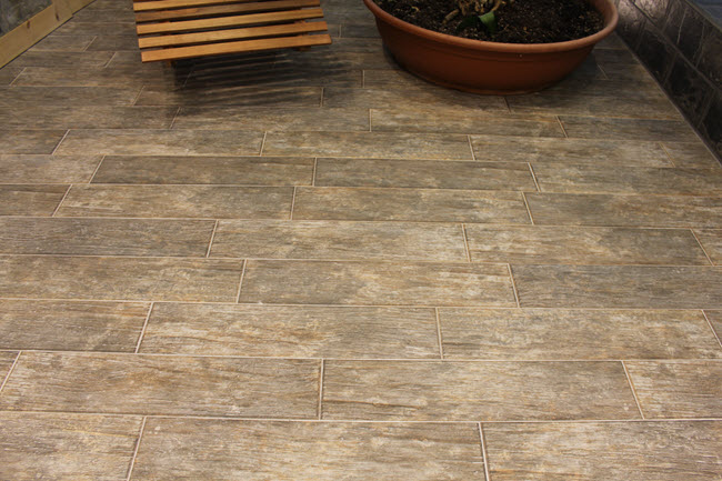 outdoor tile expands your indoor style