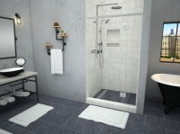 Recessed Shower Niches   Built-In Shelves & Inserts   Tile ...