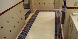 commercial tile cleaning service