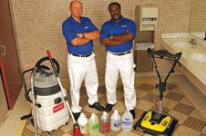 tile restoration services