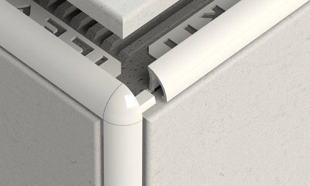tile edge plastic tilerite