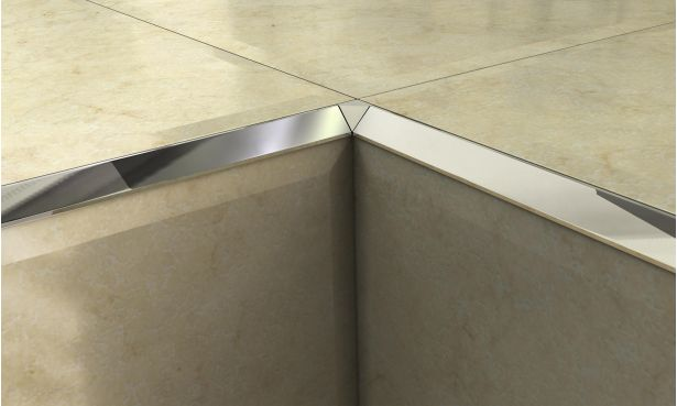 tile trim metal tilerite