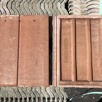 discontinued concrete roof tiles