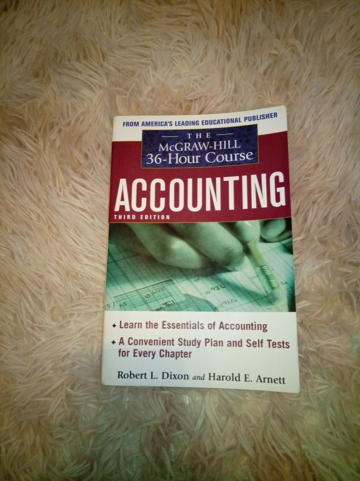 The Mcgraw Hill 36 Hour Accounting Course By Robert L