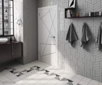 Herringbone Subway Tiles -The Chevron Collection