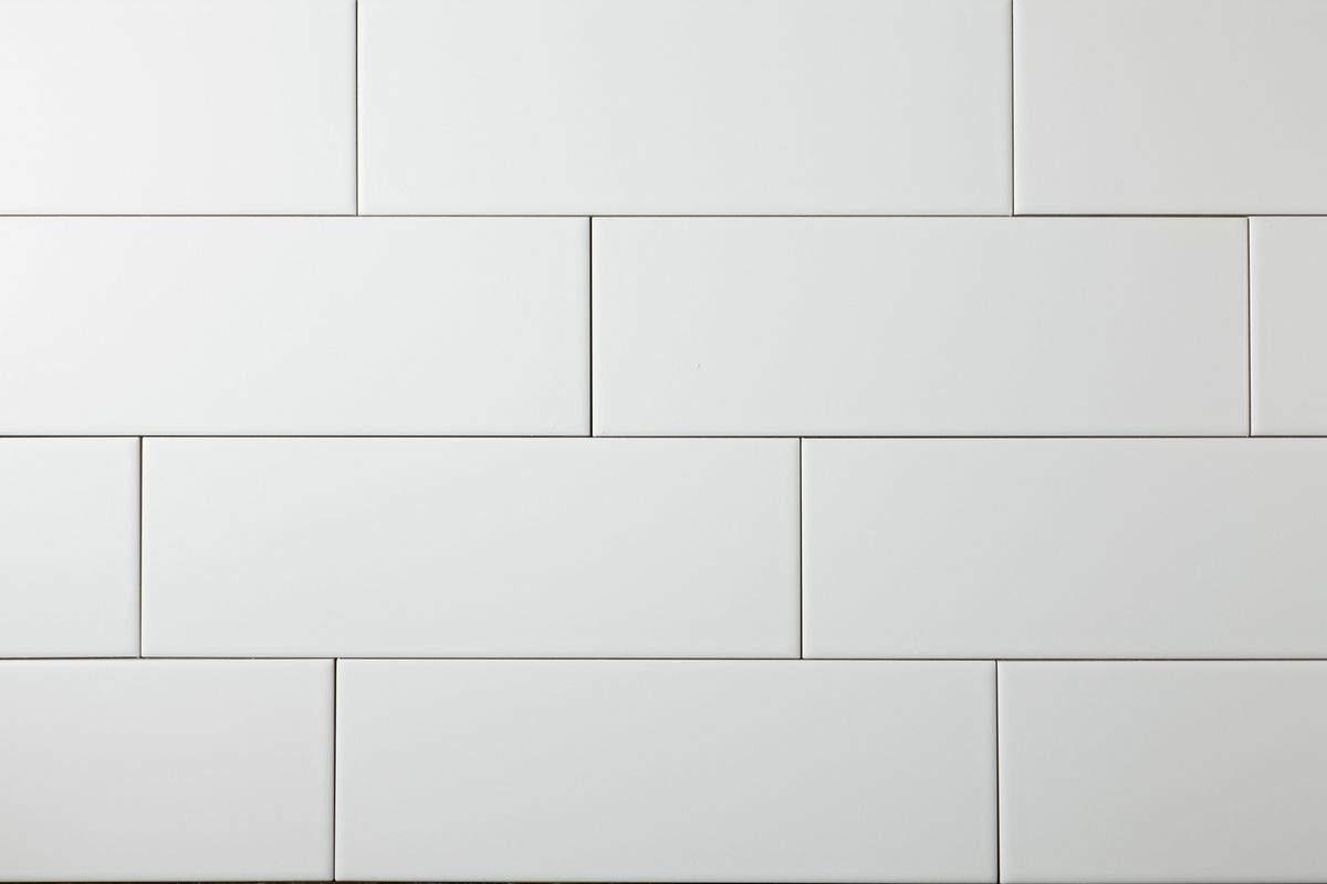 buy matt white subway tiles in ireland