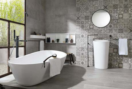 tiles and bathrooms online