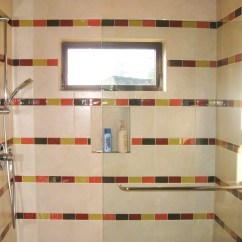 Slate Floor Kitchen Aide Attachments Bathroom Showers Photos - Seattle Tile Contractor | Irc ...
