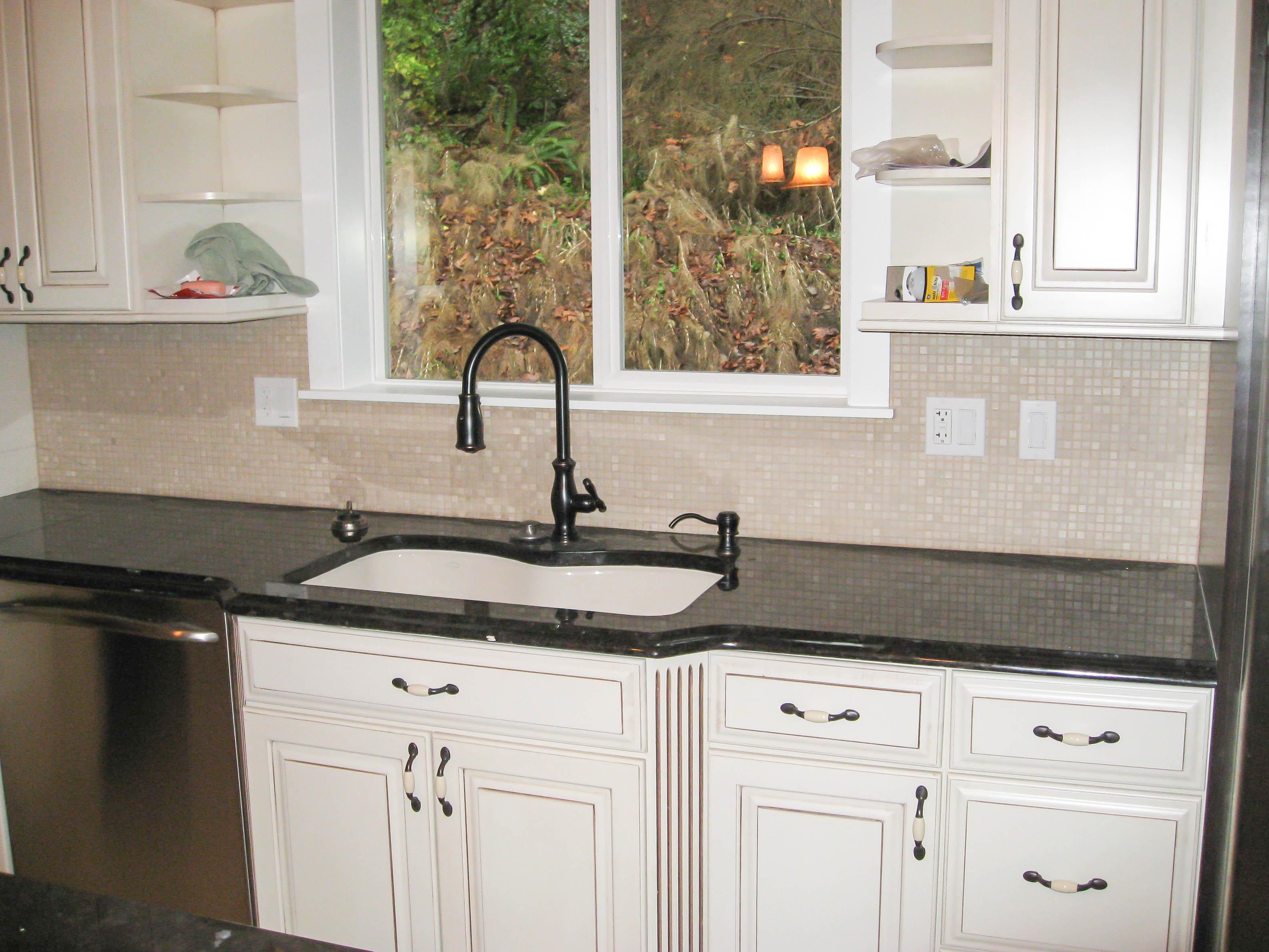 Kitchen Backsplash Photos  Seattle Tile Contractor  IRC Tile Service