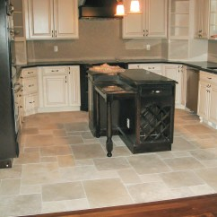 Kitchen Flooring Tiles Eat In Sets Floors Gallery Seattle Tile Contractor Irc