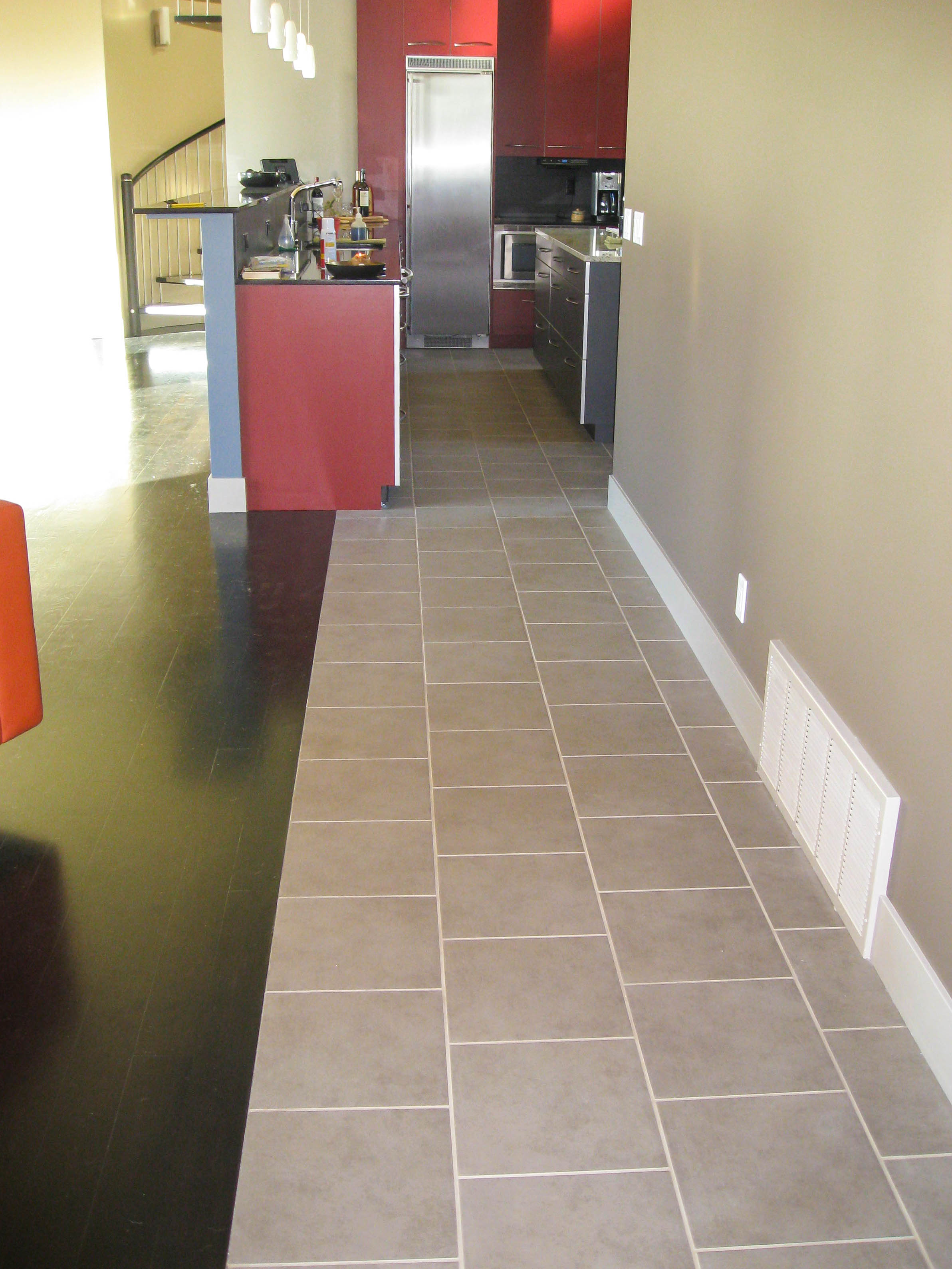 Tile Floor Photos Gallery Seattle Tile Contractor IRC