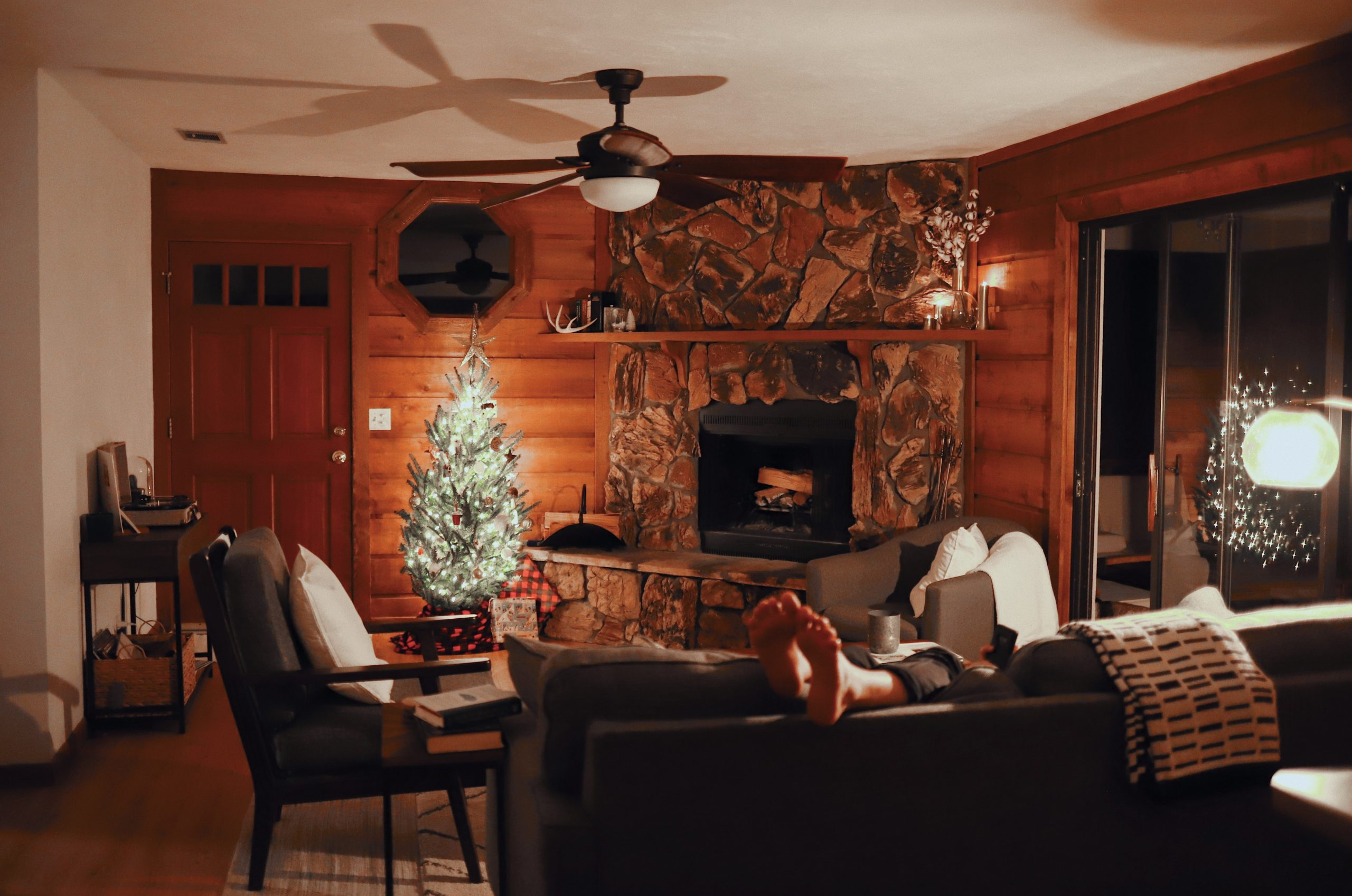 fireplace tiles to warm your home