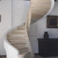 Travertine Staircases