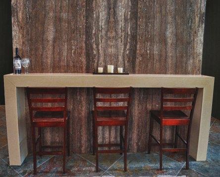 Bolder Panel Bar installed