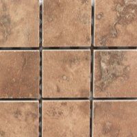 Travertine Imitation Noce A 2x2 - SALE - Tile Stone Source