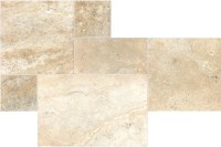 Picasso Cobblestone Travertine Tile Bundle - SALE - Tile ...