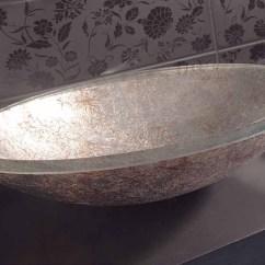 Kitchen Matches Commercial Ventilation Dune Wash Basins | Silver Glass