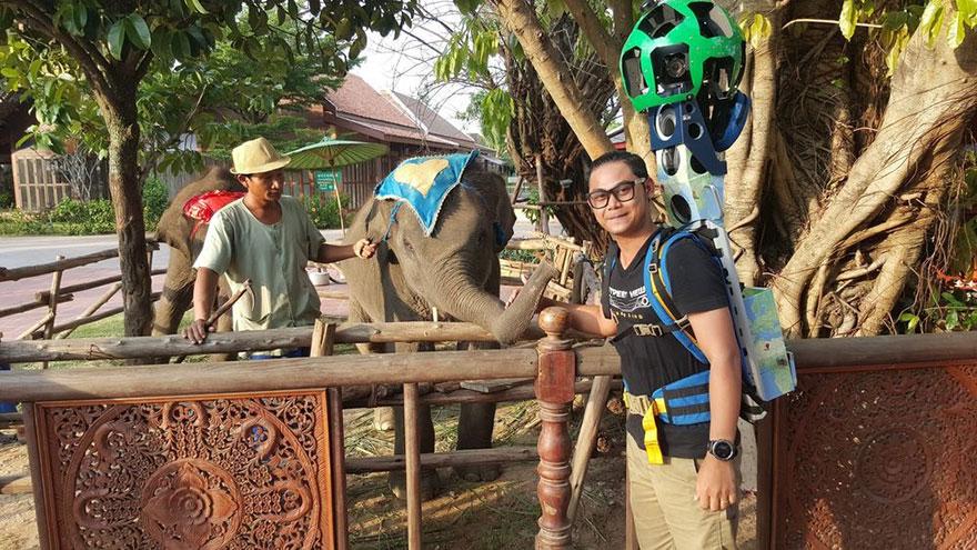 street-view-guy-walks-500km-thailand-google-7
