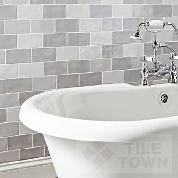 brick effect kitchen wall tiles maui hotels with kitchens shop buy online tile town chic grey mix