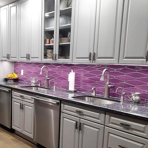 make your kitchen pop blog tile