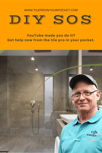 DIY SOS Tile Pro In Your Pocket - How to install tile