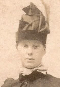 Anna Sophie 19 år