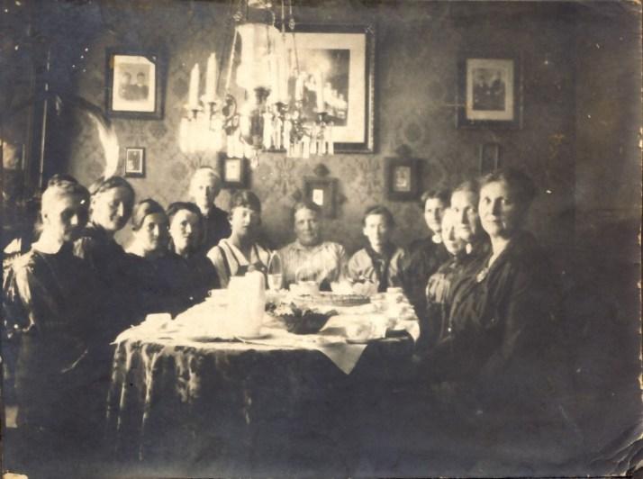 Anna Sofie kvinneforening hjemme