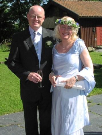 Bryllupsfesten