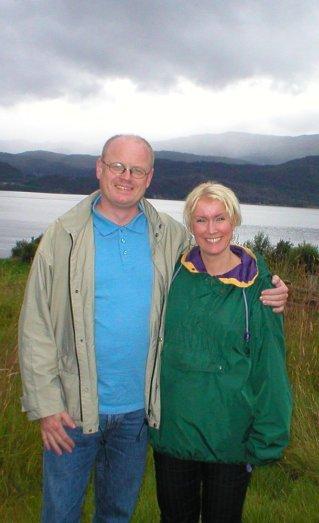 Cathrine og Stein 2004