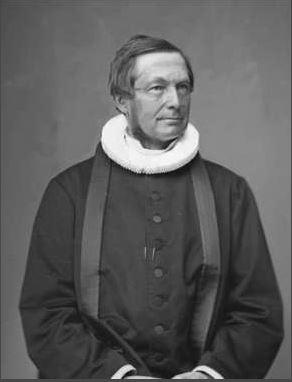 Pastor Tandberg - bildet er fra Digitalt Museum