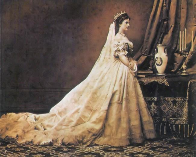 Elisabeth av Bayern - kroningsdag
