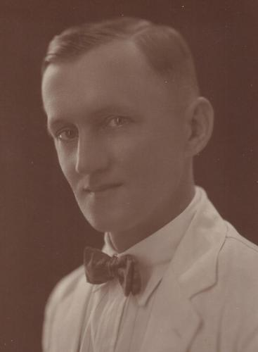 Onkel Klemet omtrent rundt 1914