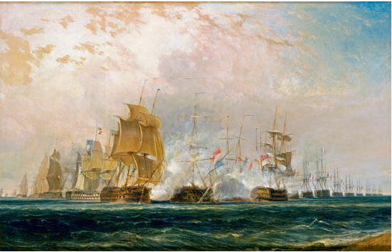 Slaget ved Nabukir - slaget ved Nilen