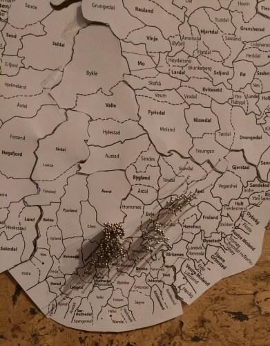 Olav flottops kontor - kart 2