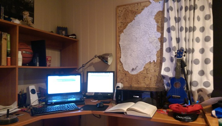 Olav flottops kontor
