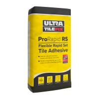 Ultra Tile Fix ProRapid RS Tile Adhesive - Tiling Supplies ...