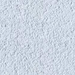 White rough plaster wall seamless texture
