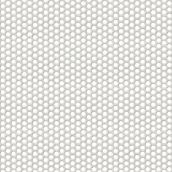 perforated metal sheet seamless texture