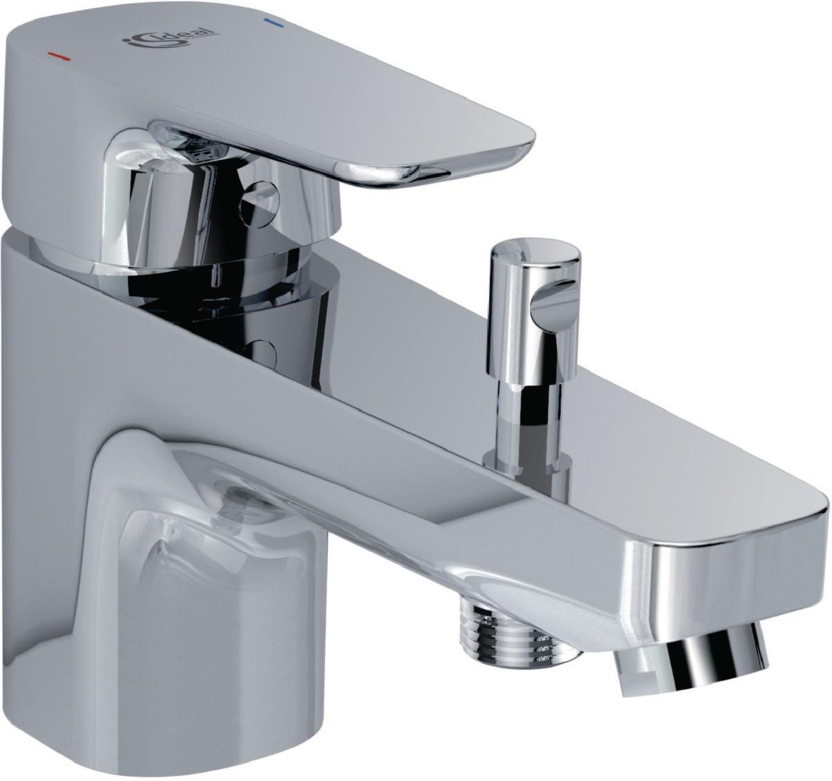 robinet monotrou mitigeur bain douche ideal standard kheops livre et pose sous 48h