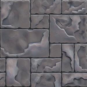 floor stone uneven