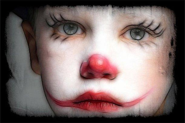 little_sad_clown_by_iGabo