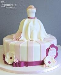 Bridal Shower Cakes | Patisserie Tillemont | Montreal